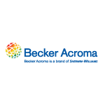 Becker Acroma (Швеция)